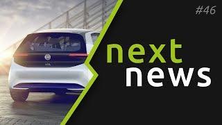 nextnews #46 - VW will's wissen, Telekom Ladetarife, Tesla erhöht Preise