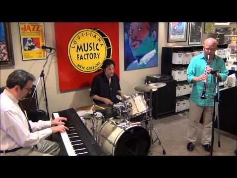 Tim Laughlin @ Louisiana Music Factory JazzFest 2014
