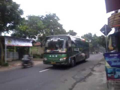 Bus als malang - jakarta