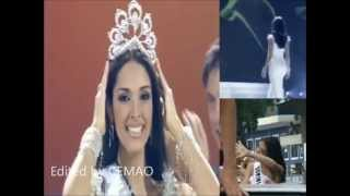 Amelia Vega ( Dominican Republic ), Miss Universe 2003 - Crowning Moment