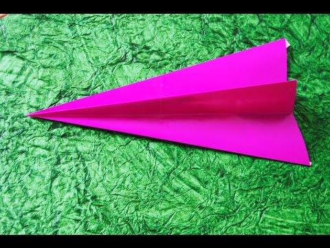 Origami Simple Paper Rocket In 3 Steps