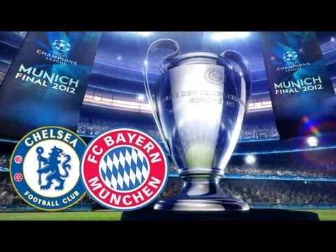 UEFA Champions League Final 2012: Bayern München vs. Chelsea FC (Hair vs. Hair Match)
