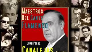 Canalejas de Puerto Real - El Otro Día Fue Ramona (Soleares) (Flamenco Masters)
