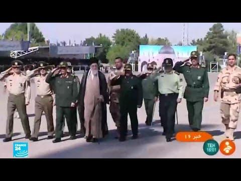 طهران تندد بالعقوبات التي فرضتها الولايات المتحدة على قوات الباسيج  - نشر قبل 3 ساعة