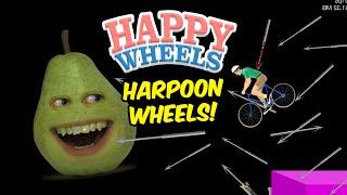 Pear Plays - Happy Harpoon Death Wheels!