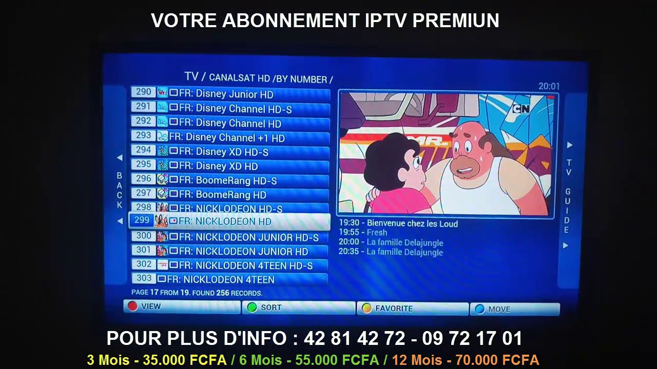 Abonnement Premium Iptv 2018 Youtube