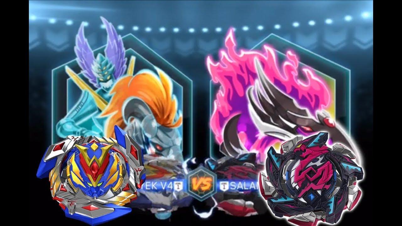 beyblade burst turbo gameplay wonder valtryek vs hell