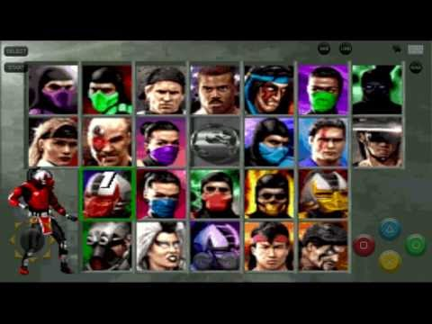 Mortal Kombat 3 Ultimate игра на Android