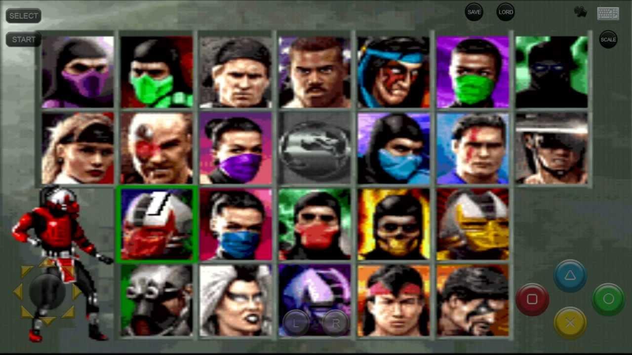 Mortal kombat ultimate trilogy apk sin emulador youtube.