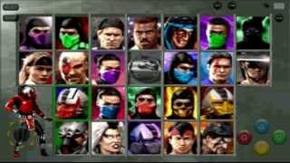 Mortal Kombat 3 Ultimate игра на Android