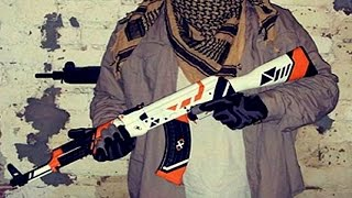 AK47 ASIIMOV