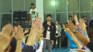 Chaplin Foxy & Little Party REHEARSALs | FLASHMOB Azerbaijan