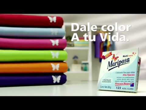 marcas reconocidas realmente cómodo diseño de moda Cómo teñir ropa con pastilla mariposa   - Colorantes Mariposa