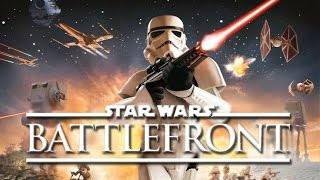 STAR WARS: Battlefront (1 And 2 Comparsion)