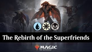 The Rebirth of the Superfriends - MTG Arena Janky Primevil's Glorius Gameplay