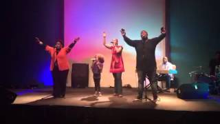 Joann Rosario Condrey: Holy Spirit Outpouring & Worship