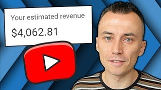 How I Make MONEY on YOUTUBE Full-Time | And You Can Too !!!