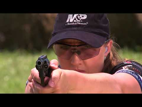 Concealed Carry Grip with Smith and Wesson Pro Shooter, Julie Golob