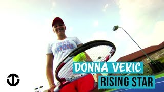 Donna Vekić on Trans World Sport