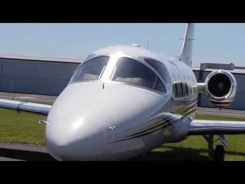 Reynolds Jet 2006 Hawker 400XP private jet charter Cincinnati