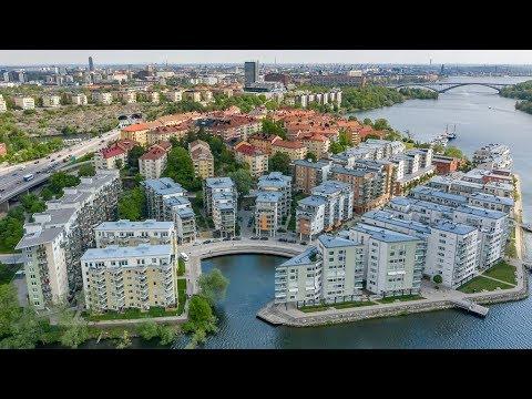 Stockholm Number Six 🚁