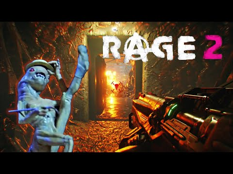 RAGE 2 - Прохождение 7.