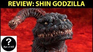 REVIEW: Shin Godzilla (Godzilla 2016) và tiết lộ các dạng tiến hóa tiếp theo || Bạn Có Biết?