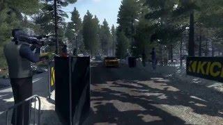 皆様始めましてlituと申します 今回走ったのはスウェーデンのコースで車...