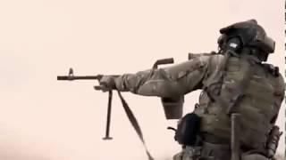 Неравный бой российских ССО с боевиками в Сирии