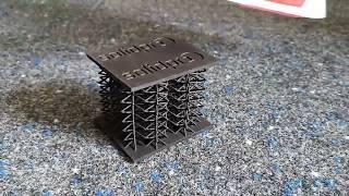 HP Multi Jet Fusion 3D 4200 Serie - Lattice Struktur Emodul