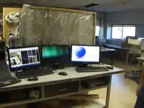 PanamNav Control Center - Special Prize Galileo Masters - June 2012