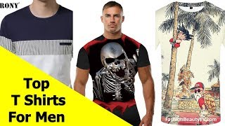 Top 50 best cheap T Shirts for men S2