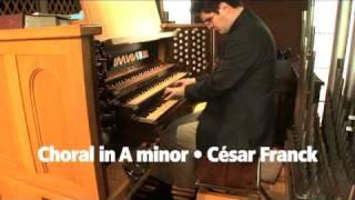 Organist Marko Petricic - An Introduction