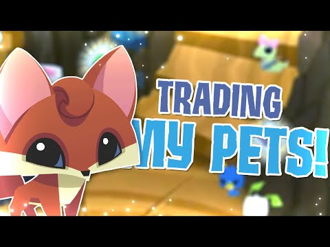 Animal Jam Update: TRADING PETS + A NEW ANIMAL?!