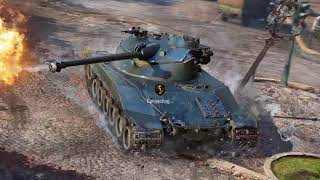 SU-101 Gameplay || World of a Tanks Blitz Highlights