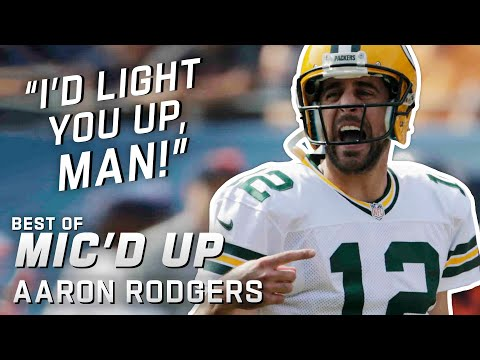 Aaron Rodgers Mic'd Up