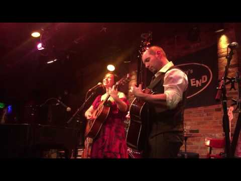 """Miriam Leah & Patrick O'Malley play """"Overdue"""" from The Favorable Truth at The Bitter End NYC 5-8-17"""