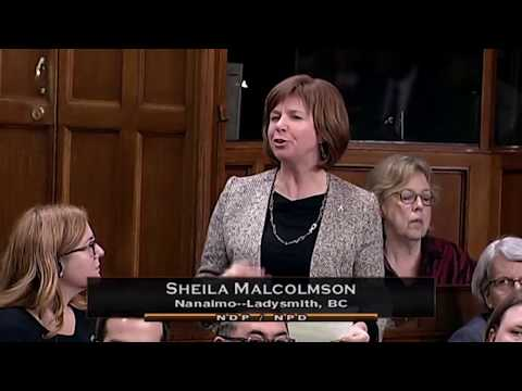 NDP gives Liberal budget 'failing grade' on gender equality