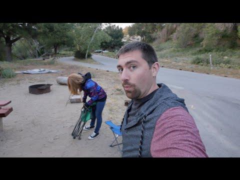AirBNB Trailer Glamping | Temecula, California