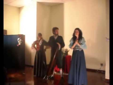 Le Cantatrici Villane - Valentino Fioravanti (1799-1877) - Grupo Nossa Ópera
