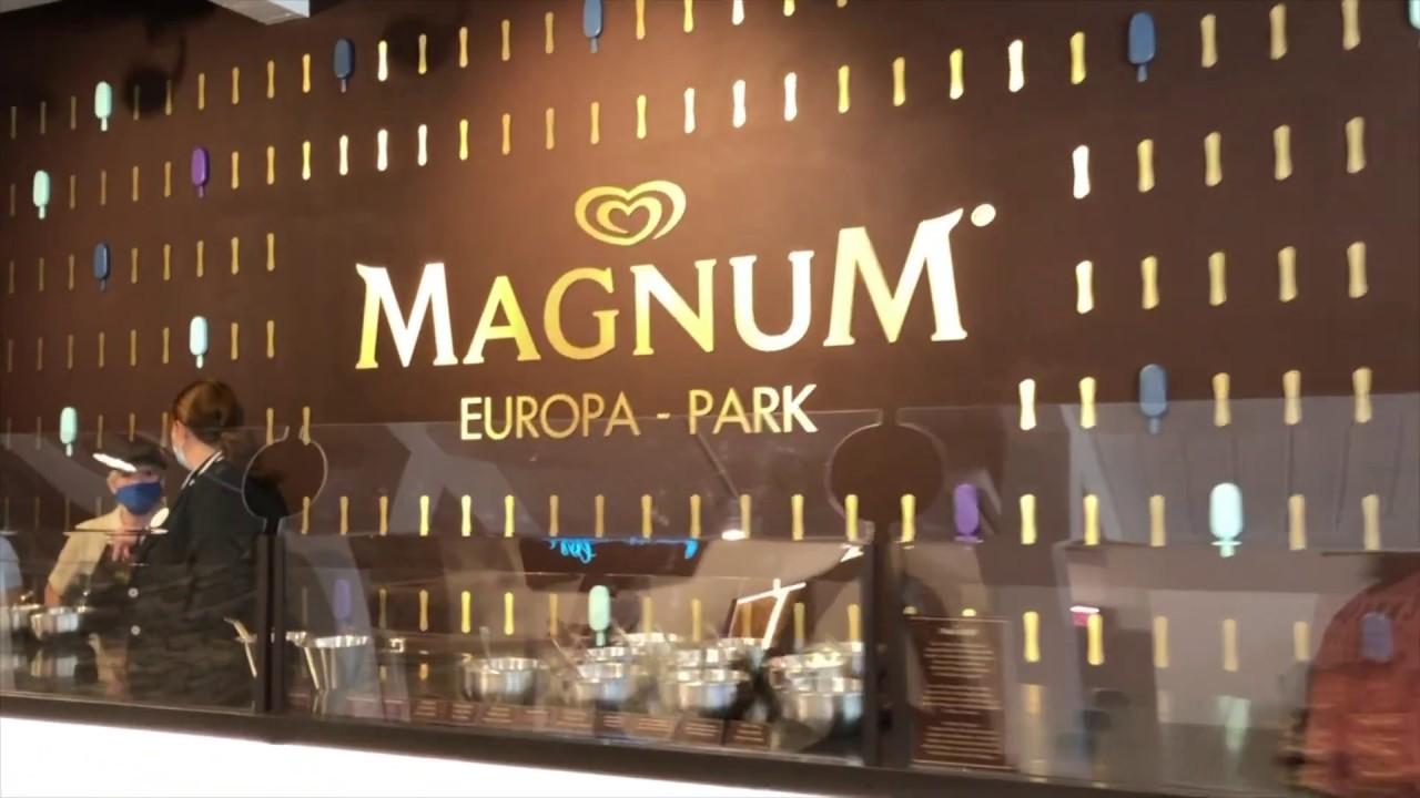 😎 Magnum Store Dschungel Fahrt 28.06.2020 Europa Park