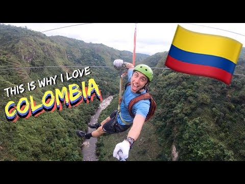 EPIC hike in Colombia Countryside - Travel Vlog Ep 10