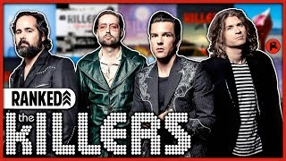 Every The Killers Album Ranked Worst To Best