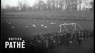 4th Round  Of F.a. Cup: Crystal Palace V Newcastle  (1927)