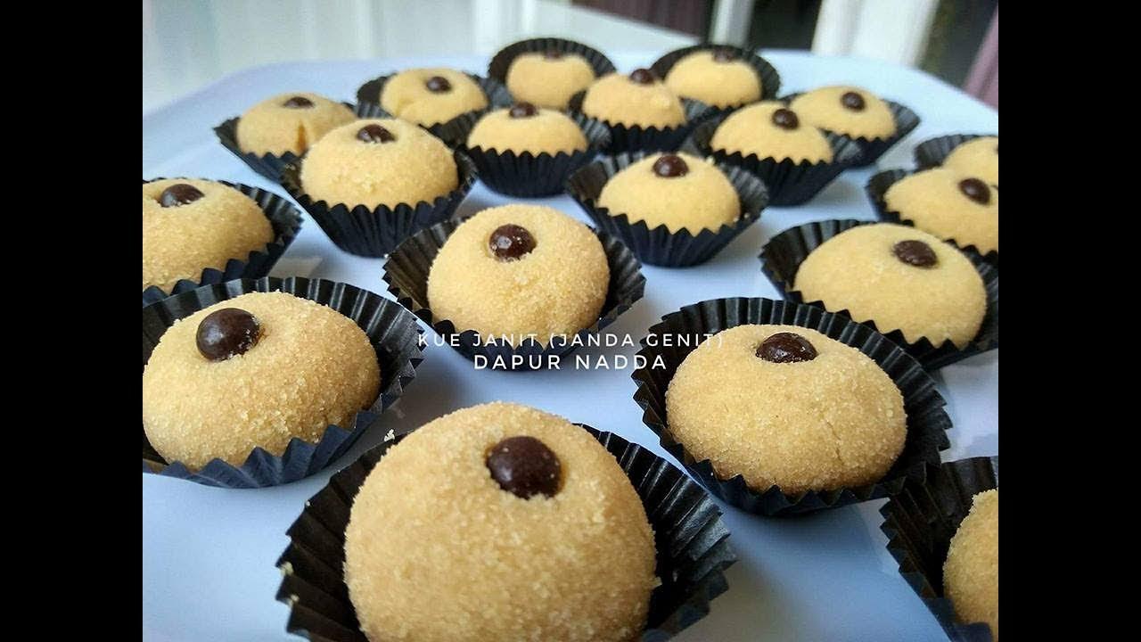 Resep Dan Cara Membuat Kue Janit Janda Genit