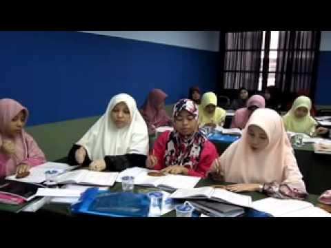Belajar Al Quran Teknik Al Baghdadi