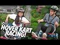 Hover Kart Racing Challenge!! | Ranz and Niana