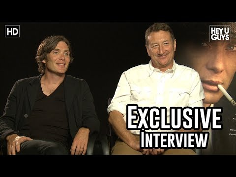 Cillian Murphy & Steven Knight Exclusive Interview - Peaky B