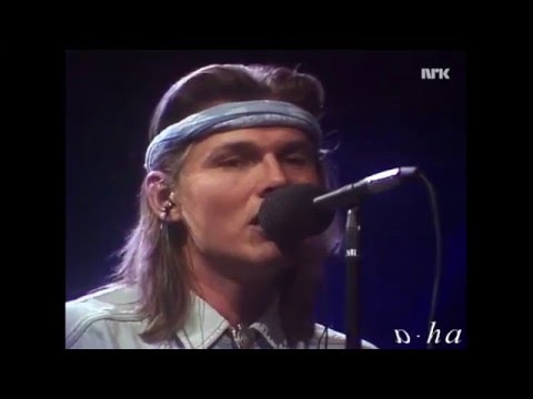A-ha - Crying In The Rain (Live in NRK 1991)