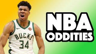 NBA | Oddities and Random Moments 5